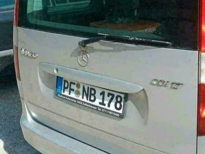 gebraucht Mercedes Vaneo Zum verkaufenvoll fahrbereit