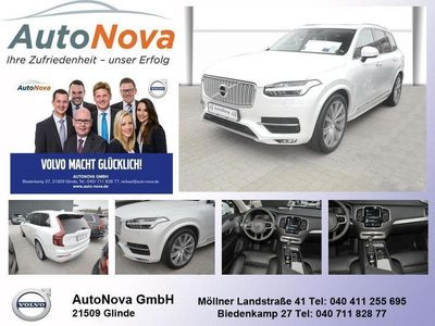 gebraucht Volvo XC90 D5 DPF AWD Inscription (EURO 6d-TEMP) AHK L