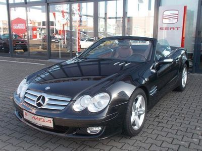 gebraucht Mercedes SL350 V6 BI-XENON*LEDER*NAVI*BoseSound*KLIMAAUT