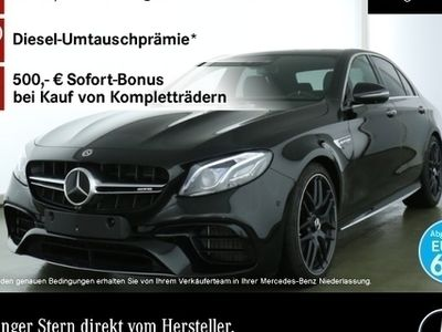 gebraucht Mercedes E63 AMG S 4M Driversp Fahrass 360° Pano