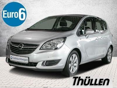 gebraucht Opel Meriva Premium plus 1.4 Turbo