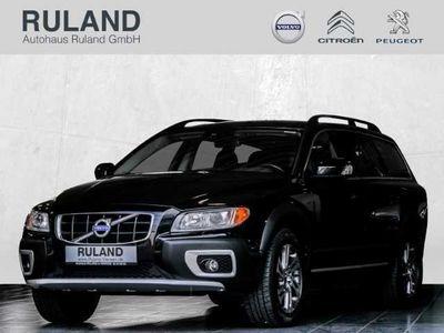 gebraucht Volvo XC70 Momentum Allrad Automatik Leder Sitzheizung Navi P