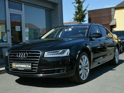 "gebraucht Audi A8L 4.2TDI qu B&O""RSE""St/Hz""PANO""360K""DESIGN als Limousine in Nürnberg"