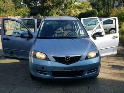 gebraucht Mazda 2 1,25 16v tüv bis 3/2021