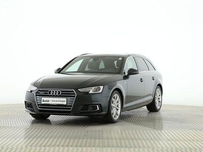 gebraucht Audi A4 Sport quattro S-line Kamera ACC Navi Xenon