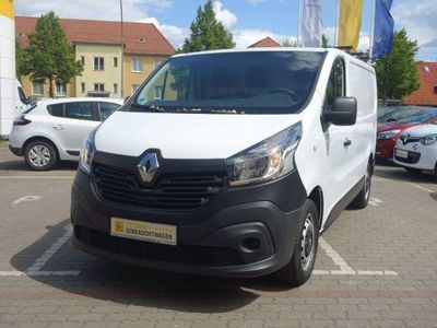 gebraucht Renault Trafic Lkw Basis 1.6 dCi 90 L1H1 2,7t Dachaufbau