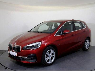gebraucht BMW 218 Active Tourer i Luxury Line neues Mod. Navi