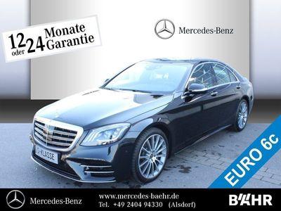 gebraucht Mercedes S400 d 4MATIC Limousine AMG Line/COMAND APS/LED