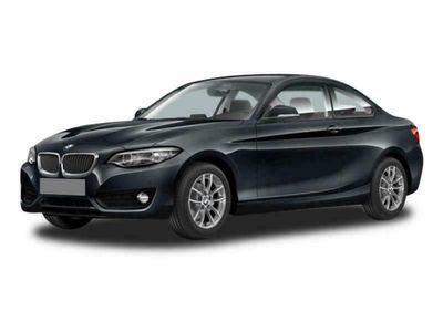 gebraucht BMW 218 218 i Advantage LED Navi PDC v+h SHZ Tempomat