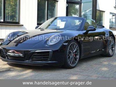 gebraucht Porsche 911 Carrera S Cabriolet 991 SportAbgas LED SportChrono
