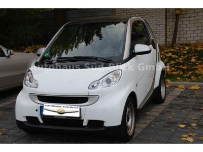 gebraucht Smart ForTwo Coupé coupe/TÜV-NEU/KLIMA/LEDER/AUT