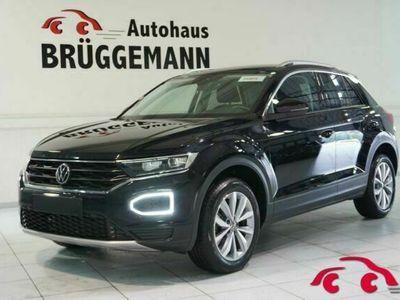 gebraucht VW T-Roc 1,5 TSI ACT OPF DSG STYLE ACC NAVI LED KAM
