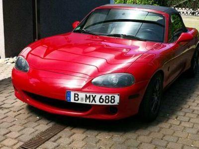 gebraucht Mazda MX5 NBFL Klima Hardtop