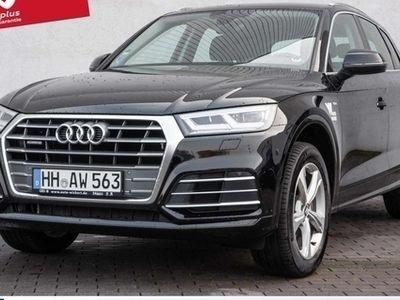 gebraucht Audi Q5 sport 2.0 TDI quattro S tronic NAVI/ LED