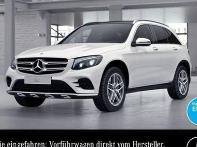 gebraucht Mercedes GLC250 4M AMG Pano Sportpak COMAND ILS LED AHK