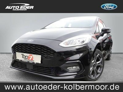 gebraucht Ford Fiesta 1.0 EcoBoost ST-Line StartStopp EURO 6d-TEM