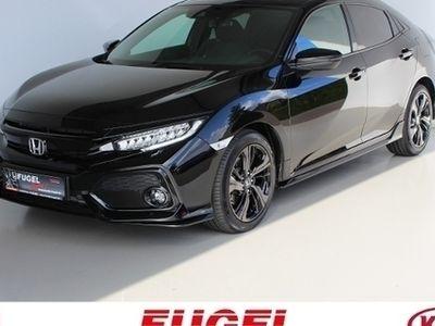 gebraucht Honda Civic 1.5 i-VTEC Sport Plus CVT-AT LED Pano