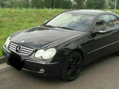 gebraucht Mercedes CLK240 Mercedes Benz