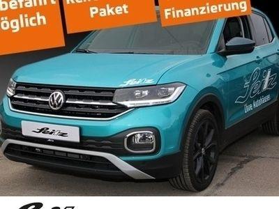 gebraucht VW T-Cross - Style 1.0 l TSI DSG DAB+ Navi PDC m. Rü