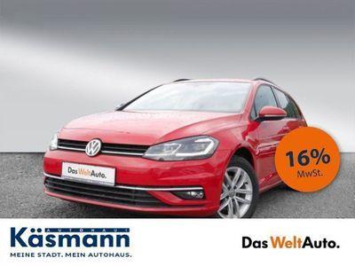 gebraucht VW Golf VII Variant 1.6 TDI Comfortl. LED*Navi*AHK