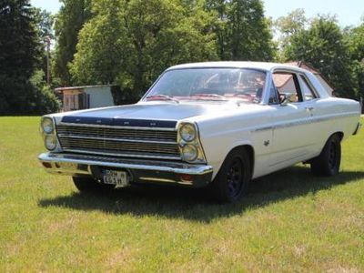 käytetty Ford Fairlane Coupe Muscle Car Bj 1967 zulassung