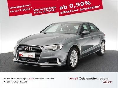 gebraucht Audi A3 Limousine sport 1.6 TDI 85 kW (116 PS) 6-Gang