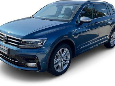 gebraucht VW Tiguan Allspace Tiguan2.0 TDI DSG 4MOTION R-Line   AHK