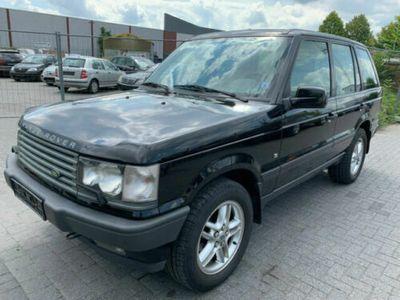 gebraucht Land Rover Range Rover Automatik Klima Navi Leder SHD