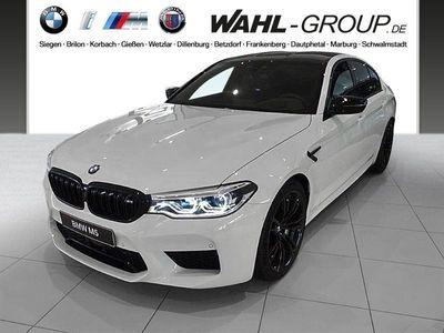 gebraucht BMW M5 Limousine   UPE 154.420,00 €