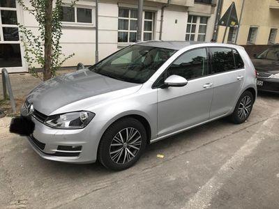 used VW Golf 1.6 TDI BlueMotion Technology