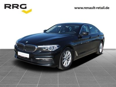gebraucht BMW 520 i Automatik Leder + Navi