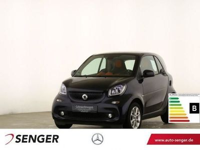 used Smart ForTwo Coupé Pano.+Cool u. Audio