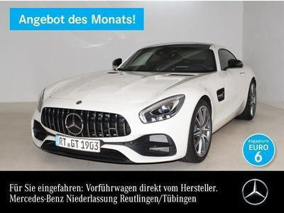 gebraucht Mercedes AMG GT S Coupe Night Memory Park Pano Sitzklimas