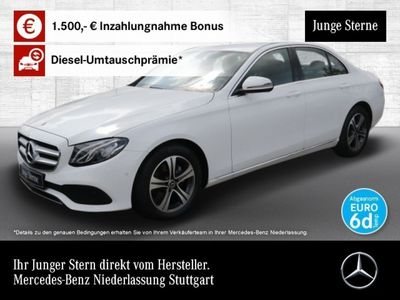 gebraucht Mercedes E200 Limousine