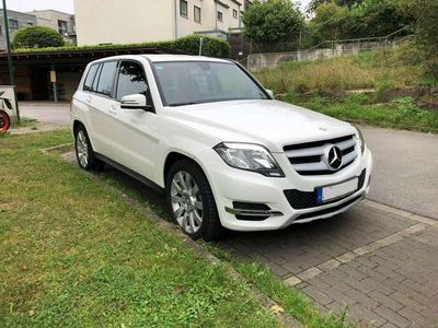 gebraucht Mercedes GLK200 CDI (BlueEFFICIENCY)