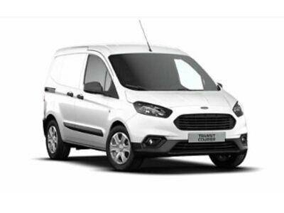 gebraucht Ford Transit Series Trend 1.5 TDCi EU6d Kurzzeitzulassung Multif.Lenkrad Klima Temp CD AUX
