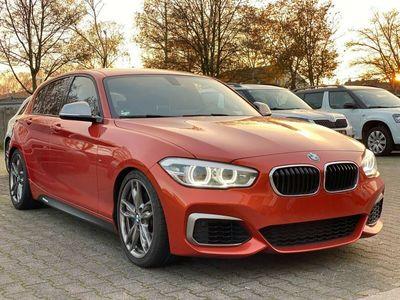 gebraucht BMW M140 Automatik PERFORMANCE *NaviProf/LED/KeyLes als Limousine in Dreieich
