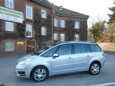 gebraucht Citroën Grand C4 Picasso 7 Sitzer/Automatik/AHK/1.Hand