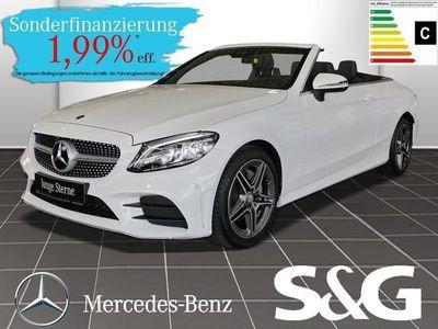 gebraucht Mercedes C180 AMG-Line Parktronic/Komfort-Pkt/Sitzheizun