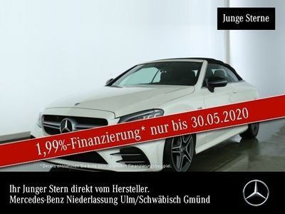 gebraucht Mercedes C43 AMG AMG 4M Cab. Multibeam HUD COMAND Kamera