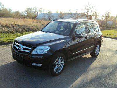gebraucht Mercedes GLK200 CDI DPF BlueEFFICIENCY 7G-TRONIC