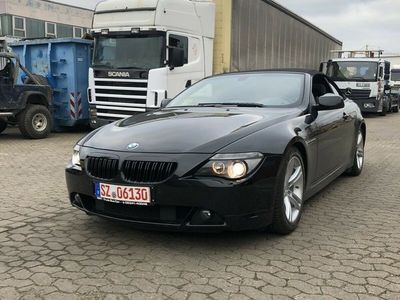 gebraucht BMW 645 Cabriolet CI in gutem Zustand