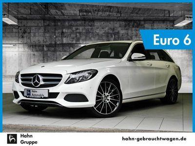 gebraucht Mercedes C350e C 350 CHYBRID T-Modell LED Navi Bluetooth