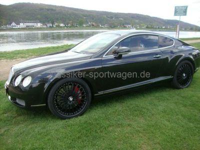 gebraucht Bentley Continental GT - MwSt. ausweisbar - Sonderpreis