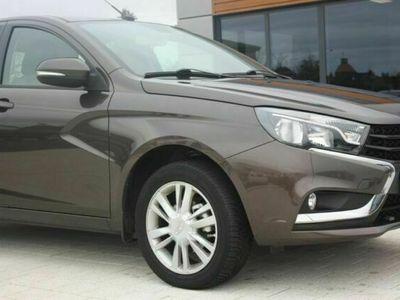 gebraucht Lada Vesta Luxus Klimaautomatik Navi Rückfahrkamera als Limousine in Dessau-Roßlau