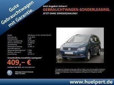 gebraucht VW Sharan 2.0 TDI Ocean DSG 7Sitze NAVI XENON (Einparkhilfe)