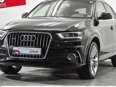 gebraucht Audi Q3 S line 2.0 TDI quattro S tronic NAVI/ XENON