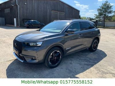gebraucht DS Automobiles DS7 Crossback Blue HDI 180 So Chic