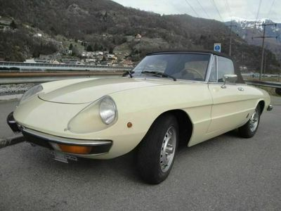 gebraucht Alfa Romeo 2000 Spider Veloce 1980