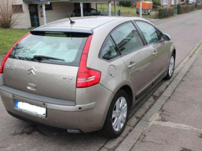 gebraucht Citroën C4 VTi 120 Tendance